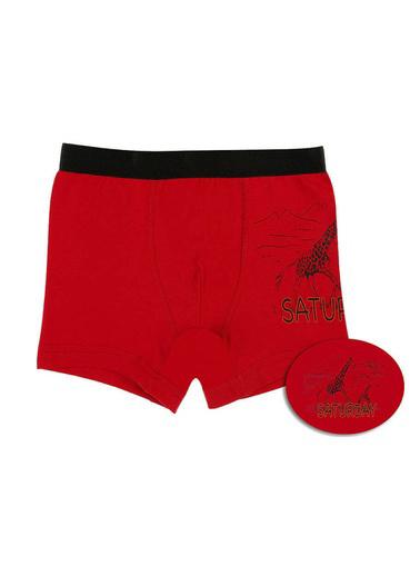 Donella 7'li Erkek Çocuk Boxer Renkli
